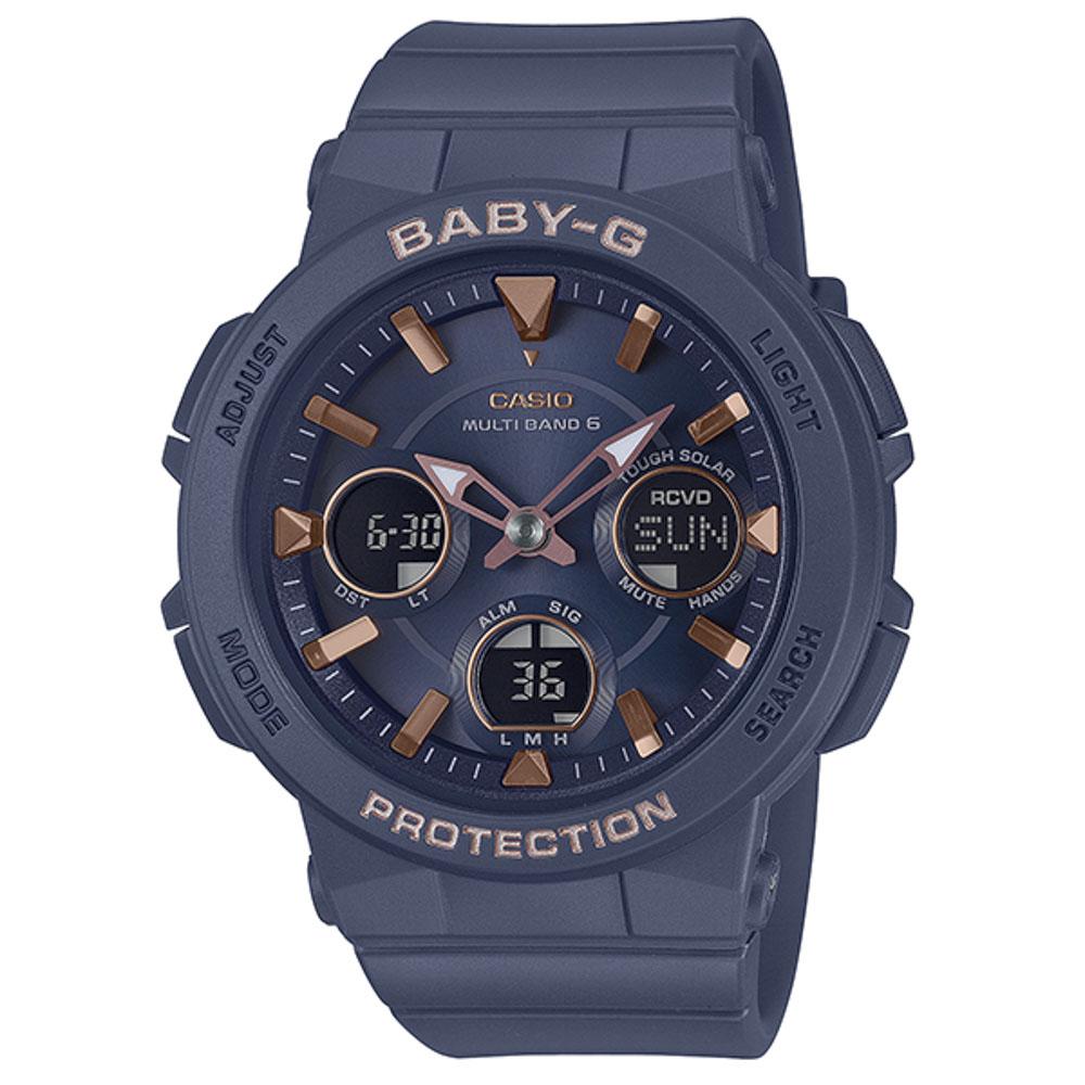 ベイビージー BABY-G 腕時計 電波ソーラー アナデジLウォッチ BGA-2510-2AJF  ギフトラッピング無料 ラッキーシール対応