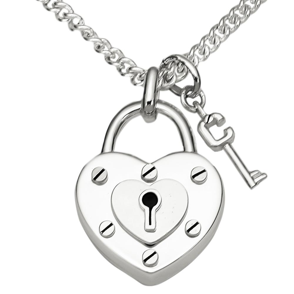 【5月4日-7日★ポイント5倍】コーチ COACH ネックレス Padlock Heart Key NC 90943  ギフトラッピング無料 ラッキーシール対応