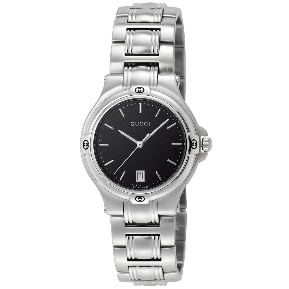 グッチ GUCCI 腕時計 9045SS Mウォッチ YA090304  ギフトラッピング無料 ラッキーシール対応