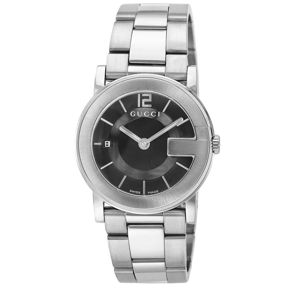 グッチ GUCCI 腕時計 101G ROUND Jウォッチ YA101405  ギフトラッピング無料 ラッキーシール対応