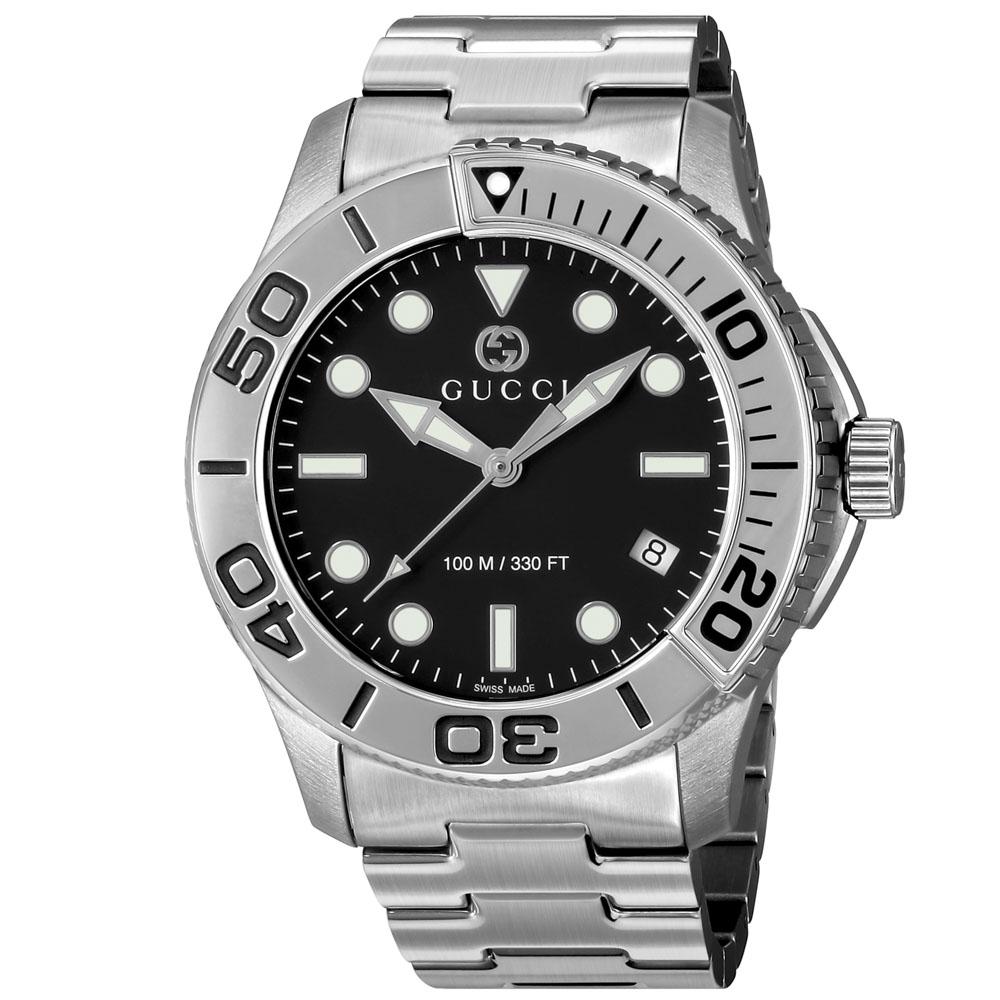 グッチ GUCCI 腕時計 G-TIMELESS ダイバーステンM YA126277  ギフトラッピング無料 ラッキーシール対応