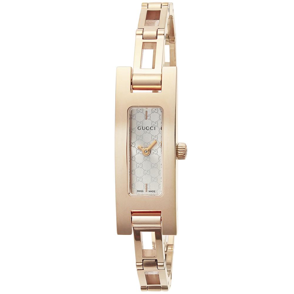 グッチ GUCCI 腕時計 スクエアステンレスベルトLウォッチ YA039548  ギフトラッピング無料 ラッキーシール対応