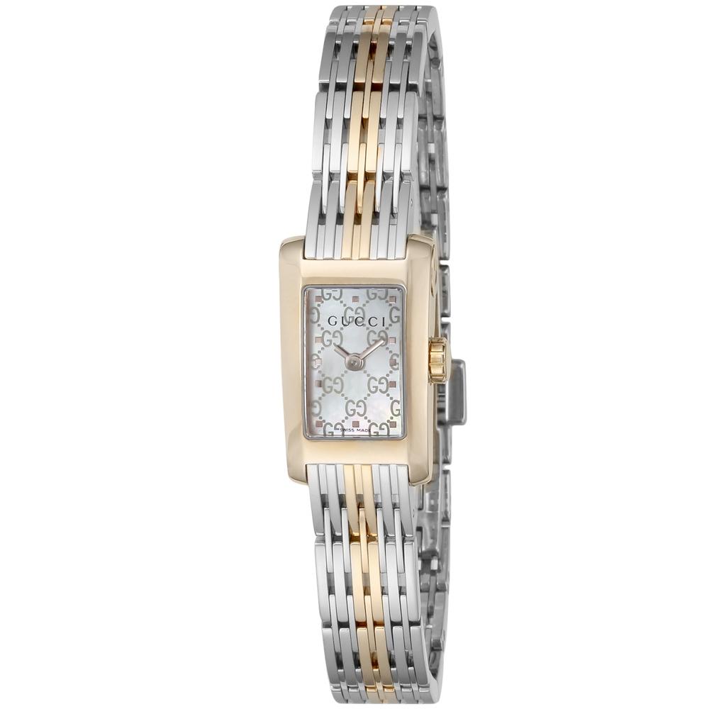 グッチ GUCCI 腕時計 G-メトロ ステンレスベルトLウォッチ YA086516  ギフトラッピング無料 ラッキーシール対応