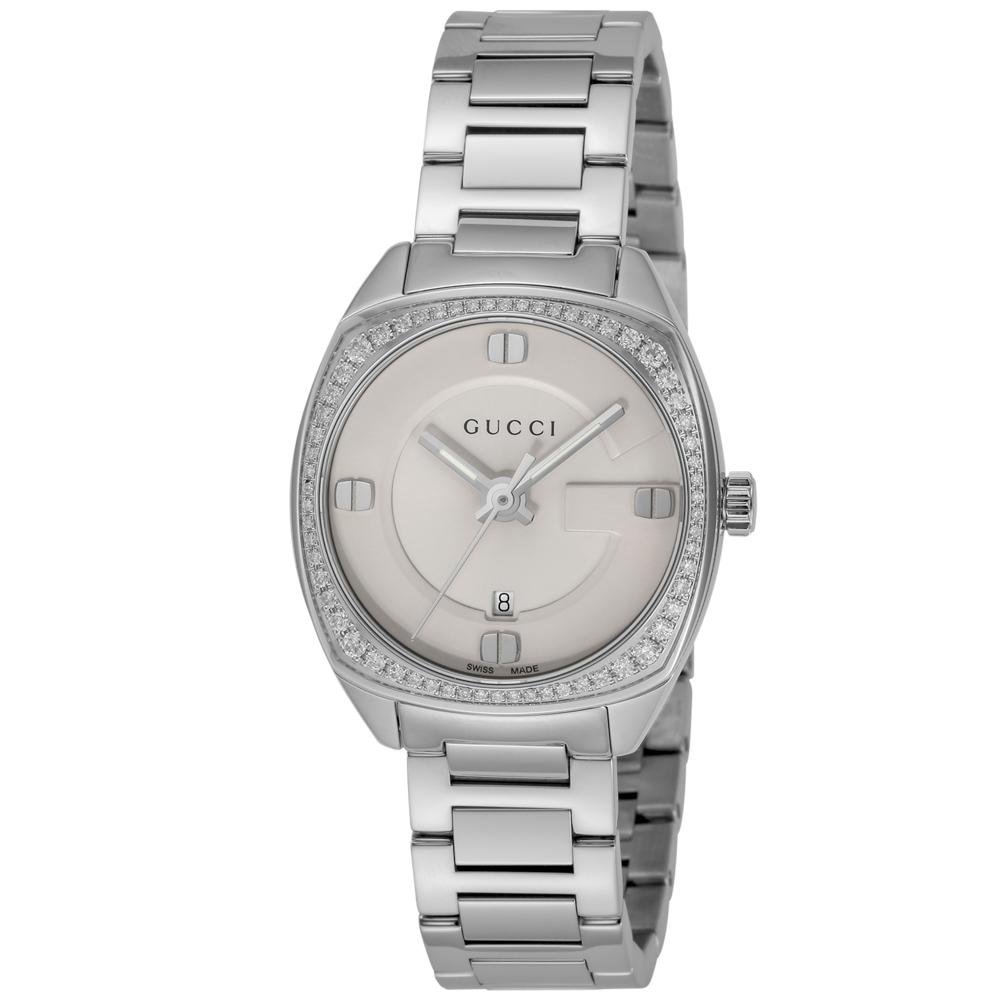 グッチ GUCCI 腕時計 GG2570 ダイヤステンLウォッチ YA142506  ギフトラッピング無料 ラッキーシール対応