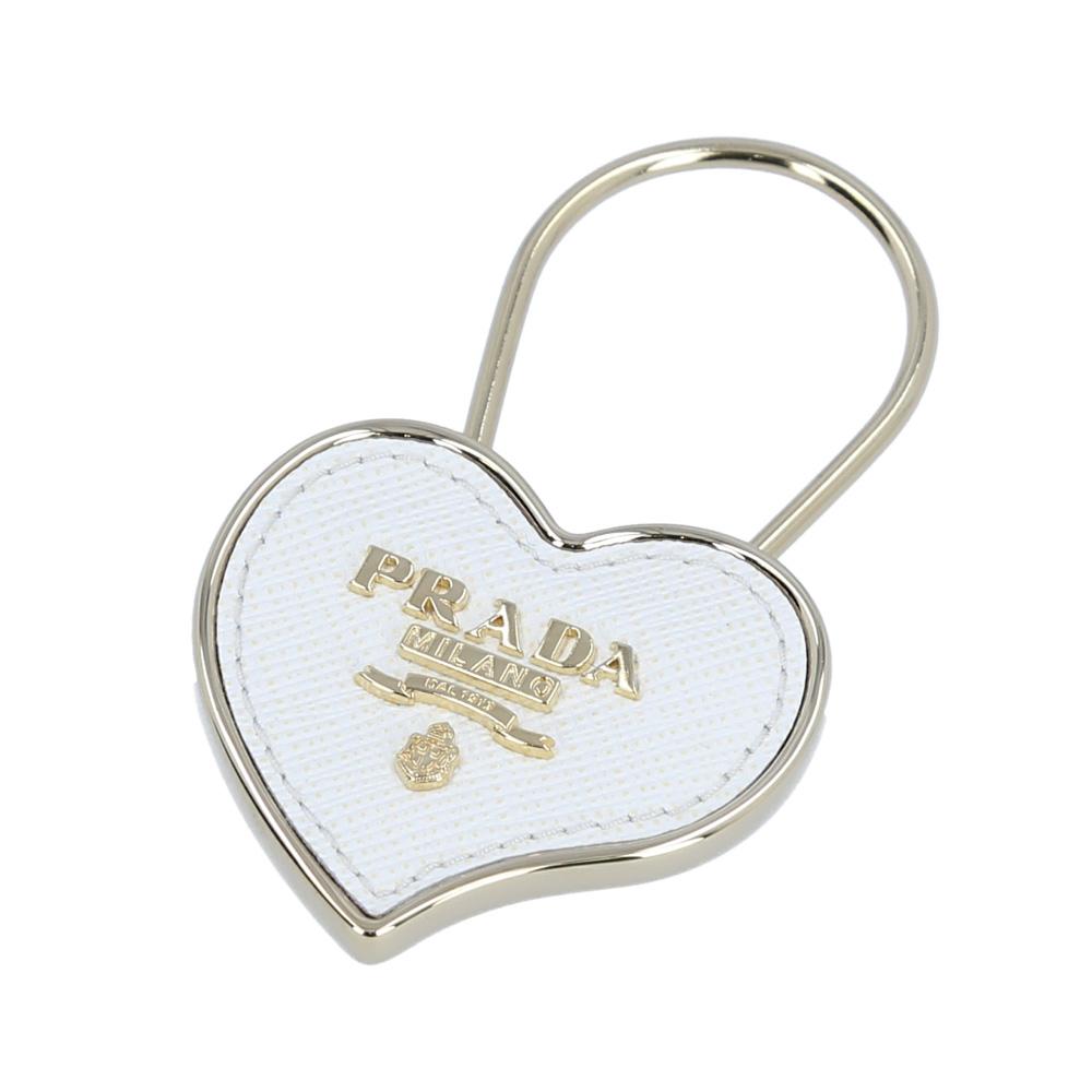 プラダ PRADA キーリング 売れ筋ランキング 1PP047-053 オンラインショップ SAF.HEARTキーリング ギフトラッピング無料