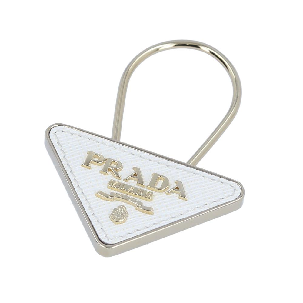 プラダ PRADA キーリング 商品 ギフトラッピング無料 1PP301-053 SAF.TRIANGOLOキーリング 選択