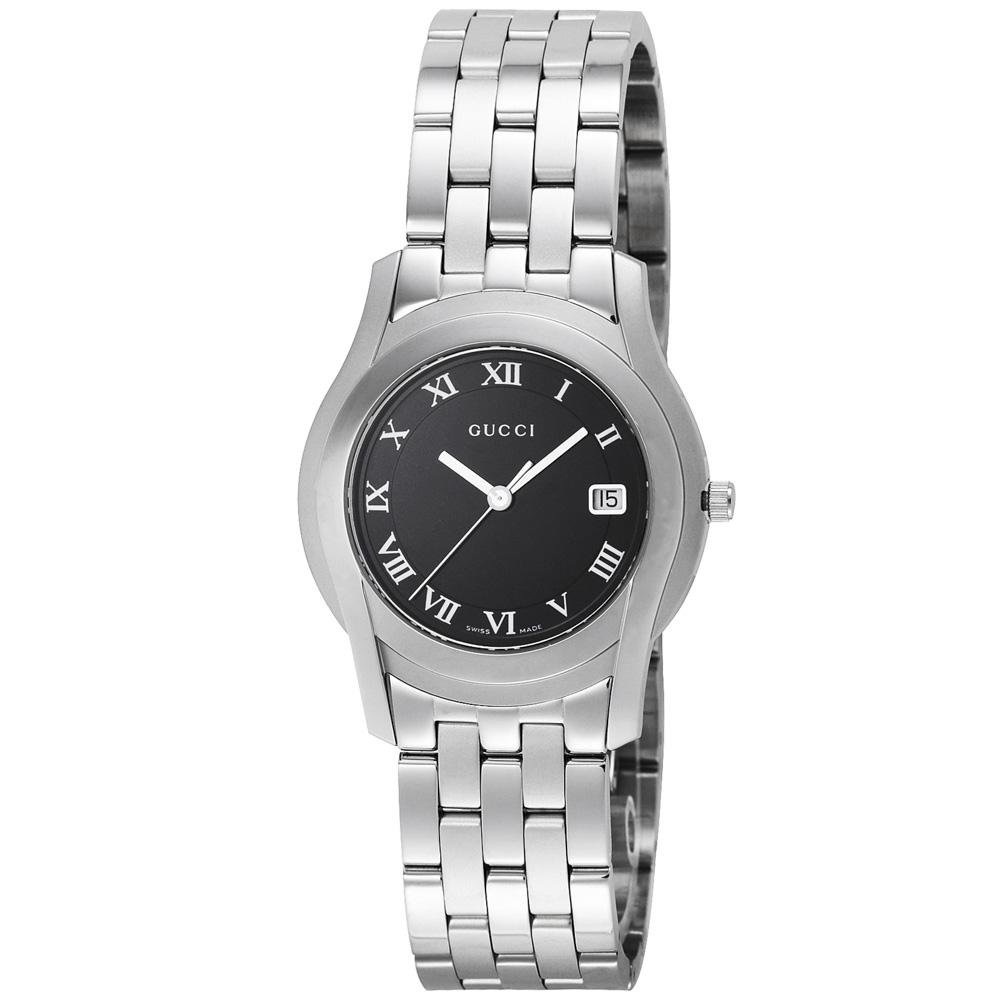 グッチ GUCCI 腕時計 5505Mウォッチ YA055302  ギフトラッピング無料 ラッキーシール対応