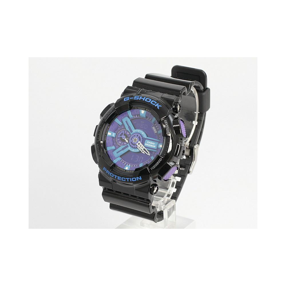 【7月19日-26日限定★エントリーでポイント5倍】ジーショック G-SHOCK 腕時計 (ハイパーカラーズ)110Mウォッチ GA-110HC-1AJF  ギフトラッピング無料