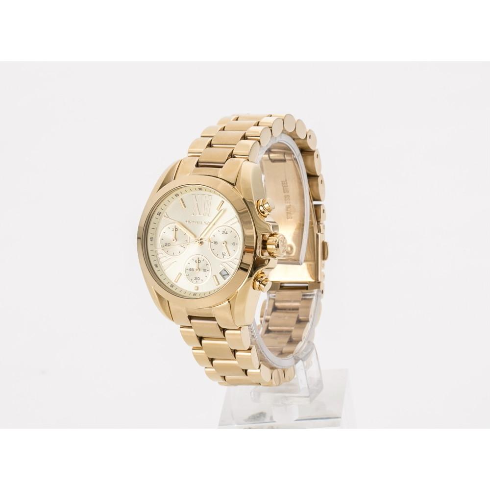 マイケルコース MICHAEL KORS 腕時計 ラウンドクロノ35ミリ Lウォッチ MK5798  ギフトラッピング無料 ラッキーシール対応