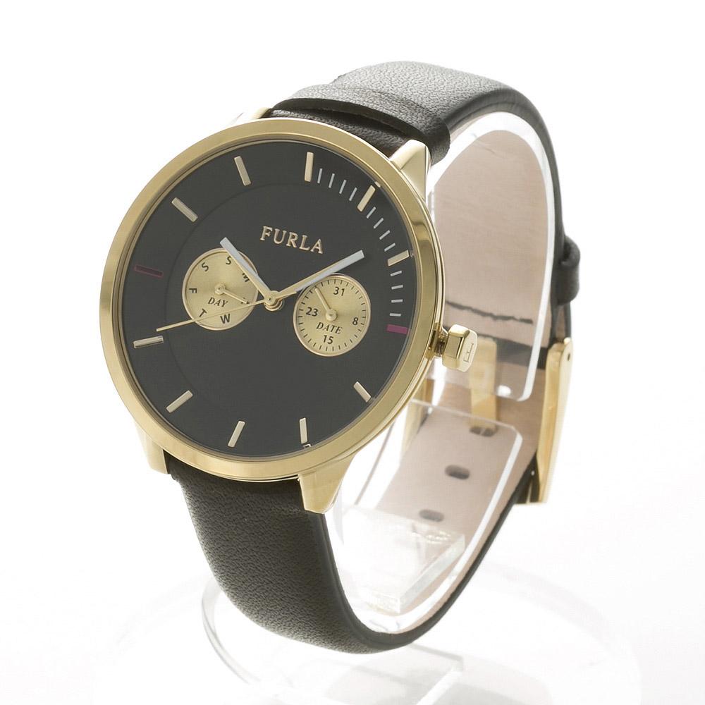 フルラ FURLA 腕時計 METROPOLIS 38mmレザーL R4251102501  ギフトラッピング無料 ラッキーシール対応