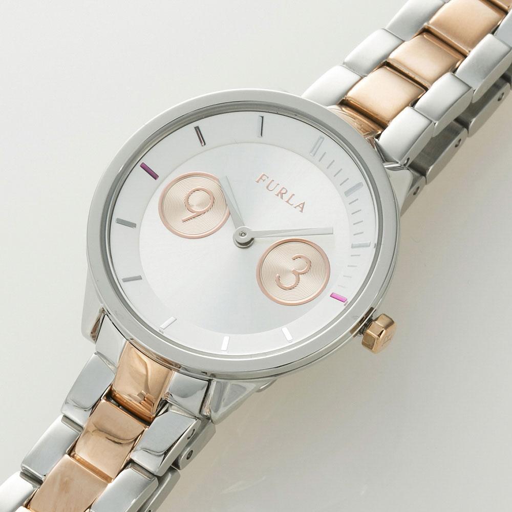 フルラ FURLA 腕時計 METROPOLIS 31mmステンレスL R4253102507  ギフトラッピング無料 ラッキーシール対応