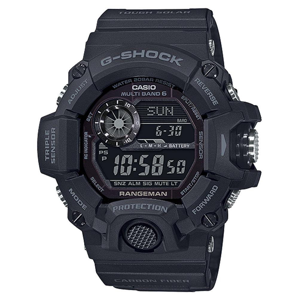 ジーショック G-SHOCK 腕時計 RANGEMAN マルチバンド6 ソーラーMウォッチ GW-9400J-1BJF  ギフトラッピング無料 ラッキーシール対応