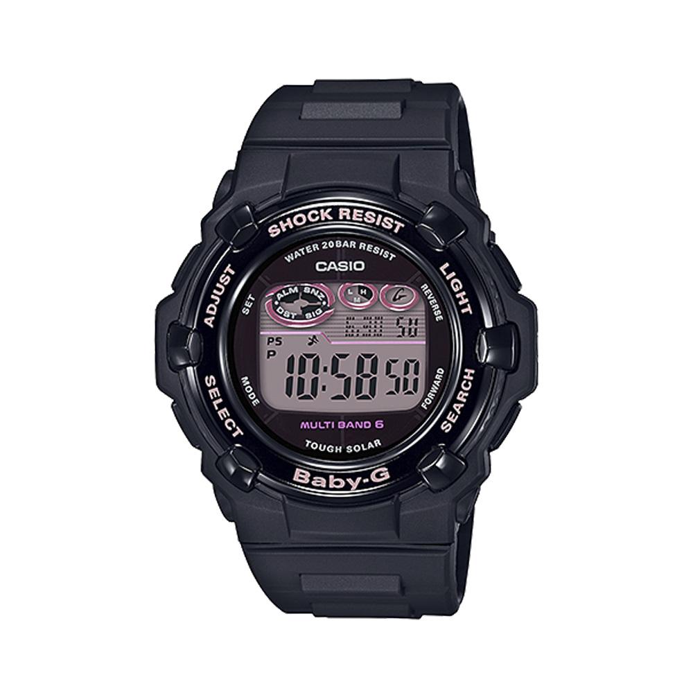 ベイビージー BABY-G 腕時計 Cherry Blossom Colors マルチバンド6 ソーラーL BGR-3000CB-1JF  ギフトラッピング無料 ラッキーシール対応