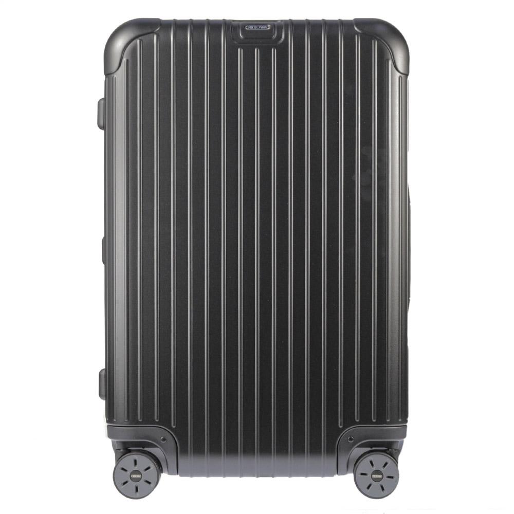【5月4日-7日★ポイント5倍】リモワ RIMOWA スーツケース キャリーケース サルサ E-Tag 63L 81163325  ギフトラッピング無料 ラッキーシール対応