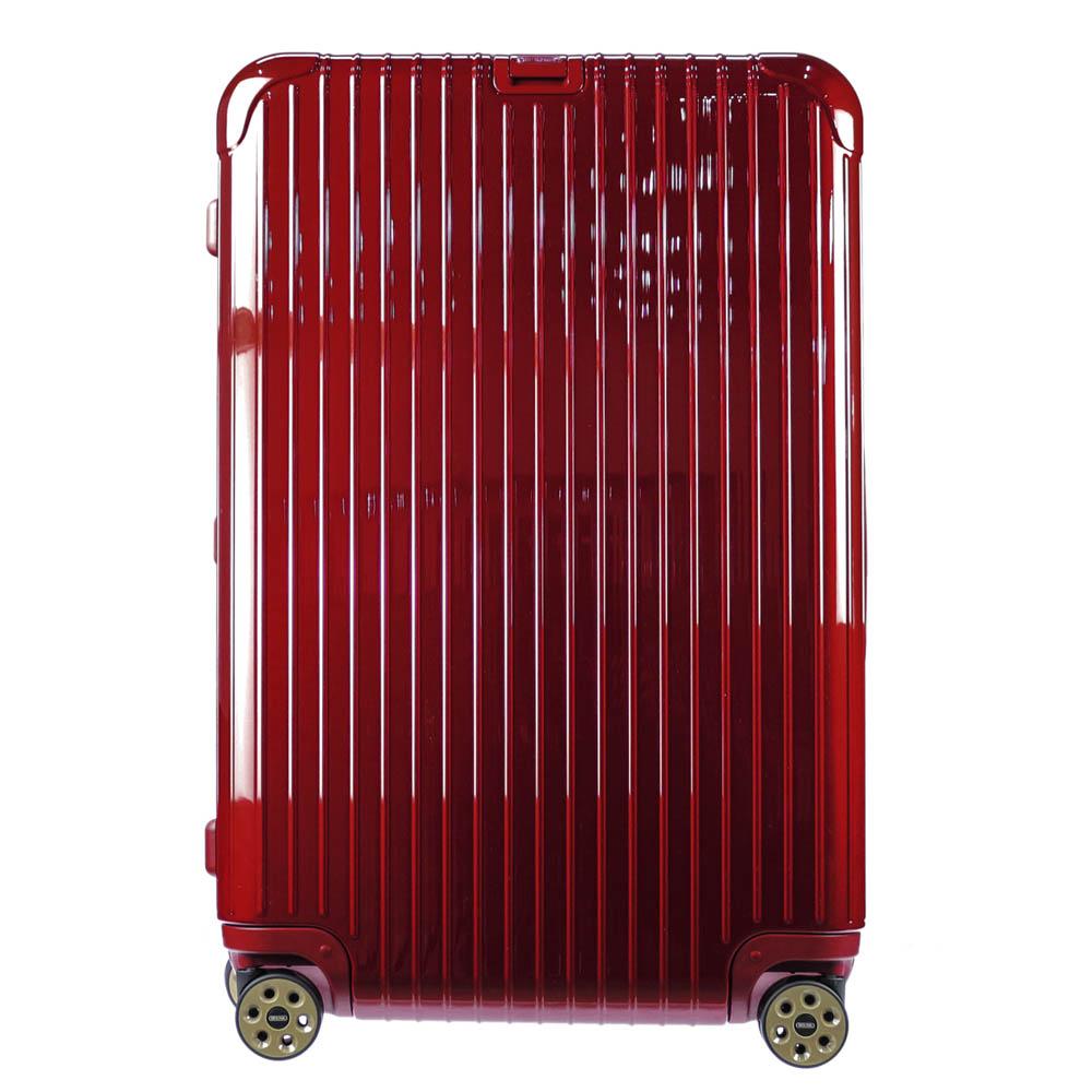 【5月4日-7日★ポイント5倍】リモワ RIMOWA スーツケース キャリーケース サルサ デラックス E-Tag 87L 83173535  ギフトラッピング無料 ラッキーシール対応