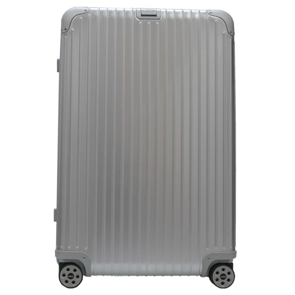 【5月4日-7日★ポイント5倍】リモワ RIMOWA スーツケース キャリーケース トパーズ E-TAG 82L 92473005  ギフトラッピング無料 ラッキーシール対応