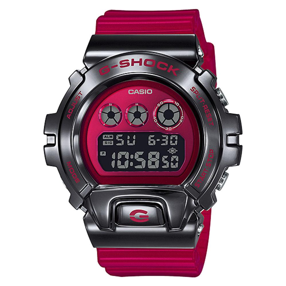 ジーショック G-SHOCK 腕時計 6900 Series デジタルMウォッチ GM-6900B-4JF  ギフトラッピング無料 ラッキーシール対応