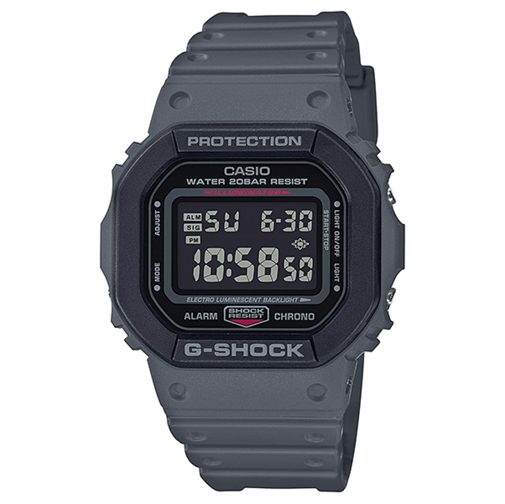 ジーショック G-SHOCK 腕時計 Utility Color デジタルMウォッチ DW-5610SU-8JF  ギフトラッピング無料 ラッキーシール対応