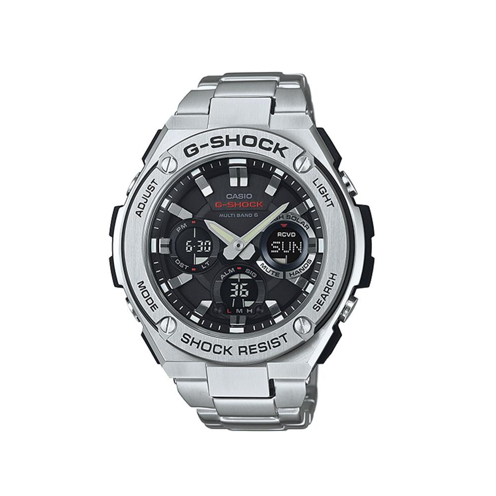 ジーショック G-SHOCK 腕時計 G-STEELアナデジMウォッチ GST-W110D-1AJF  ギフトラッピング無料 ラッキーシール対応