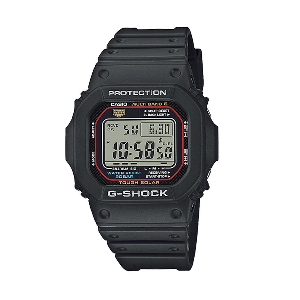ジーショック G-SHOCK 腕時計 (M5610)マルチ6電波ソーラーMウォッチ GW-M5610-1JF  ギフトラッピング無料 ラッキーシール対応