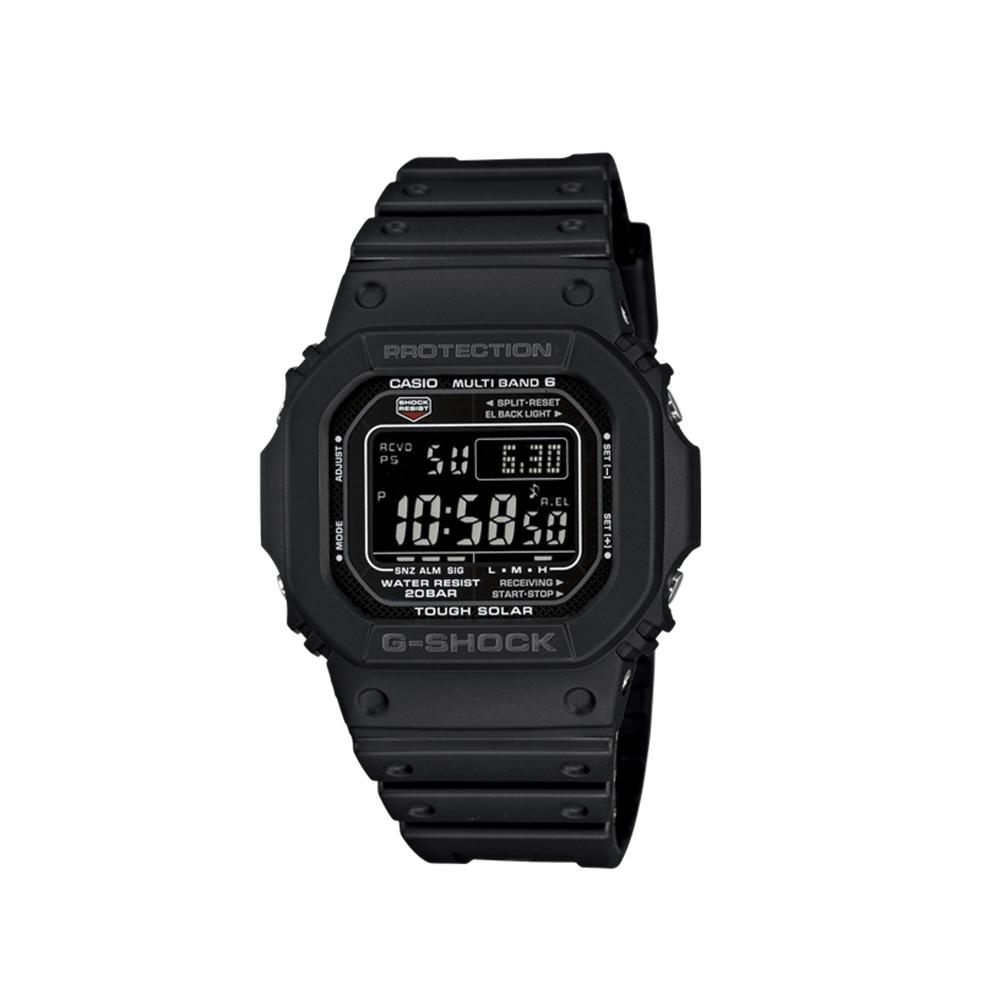 ジーショック G-SHOCK 腕時計 (M5610)電波ソーラーMウォッチ GW-M5610-1BJF  ギフトラッピング無料 ラッキーシール対応