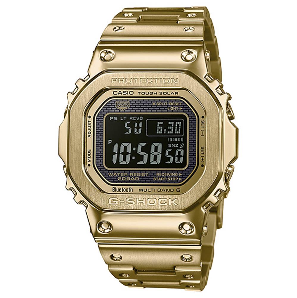 ジーショック G-SHOCK 腕時計 G・18A Bluetoothマルチ6電波ソーラーM GMW-B5000GD-9JF  ギフトラッピング無料 ラッキーシール対応