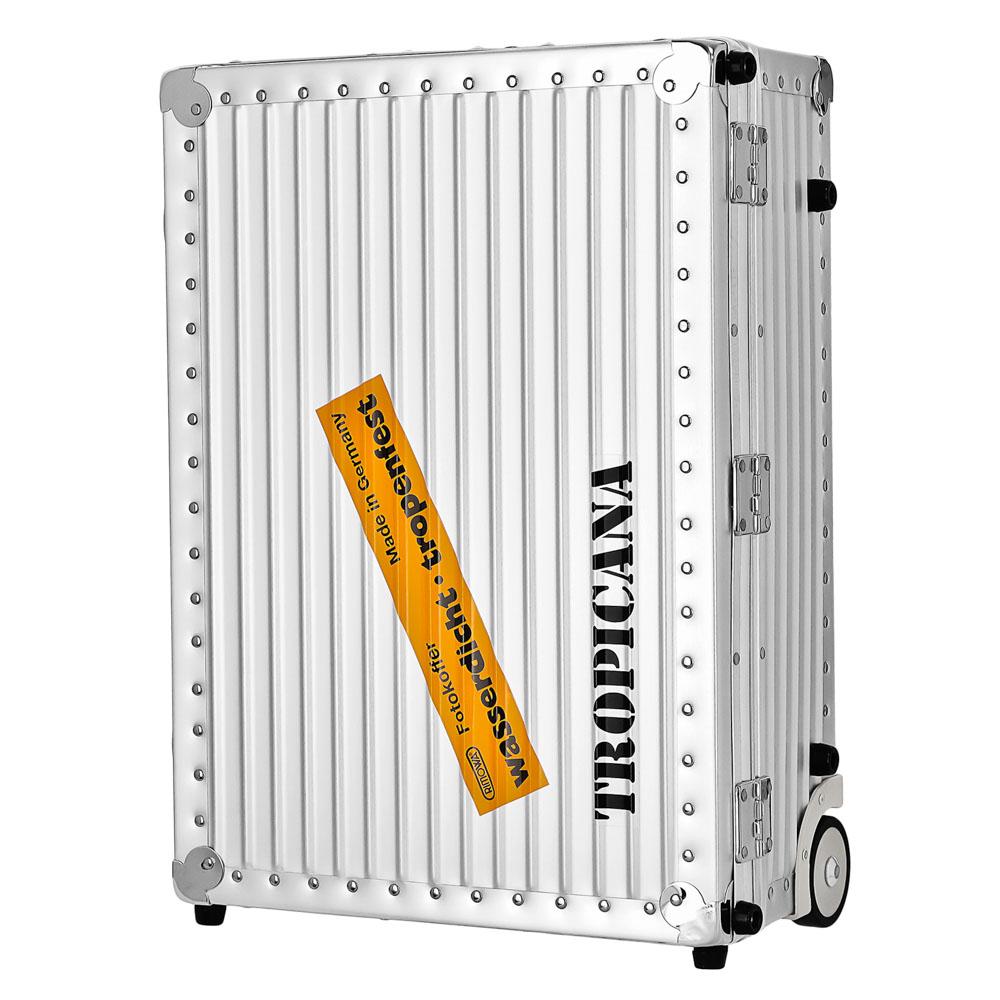 【5月4日-7日★ポイント5倍】リモワ RIMOWA スーツケース キャリーケース トロピカーナ 40L 37008002  ギフトラッピング無料 ラッキーシール対応
