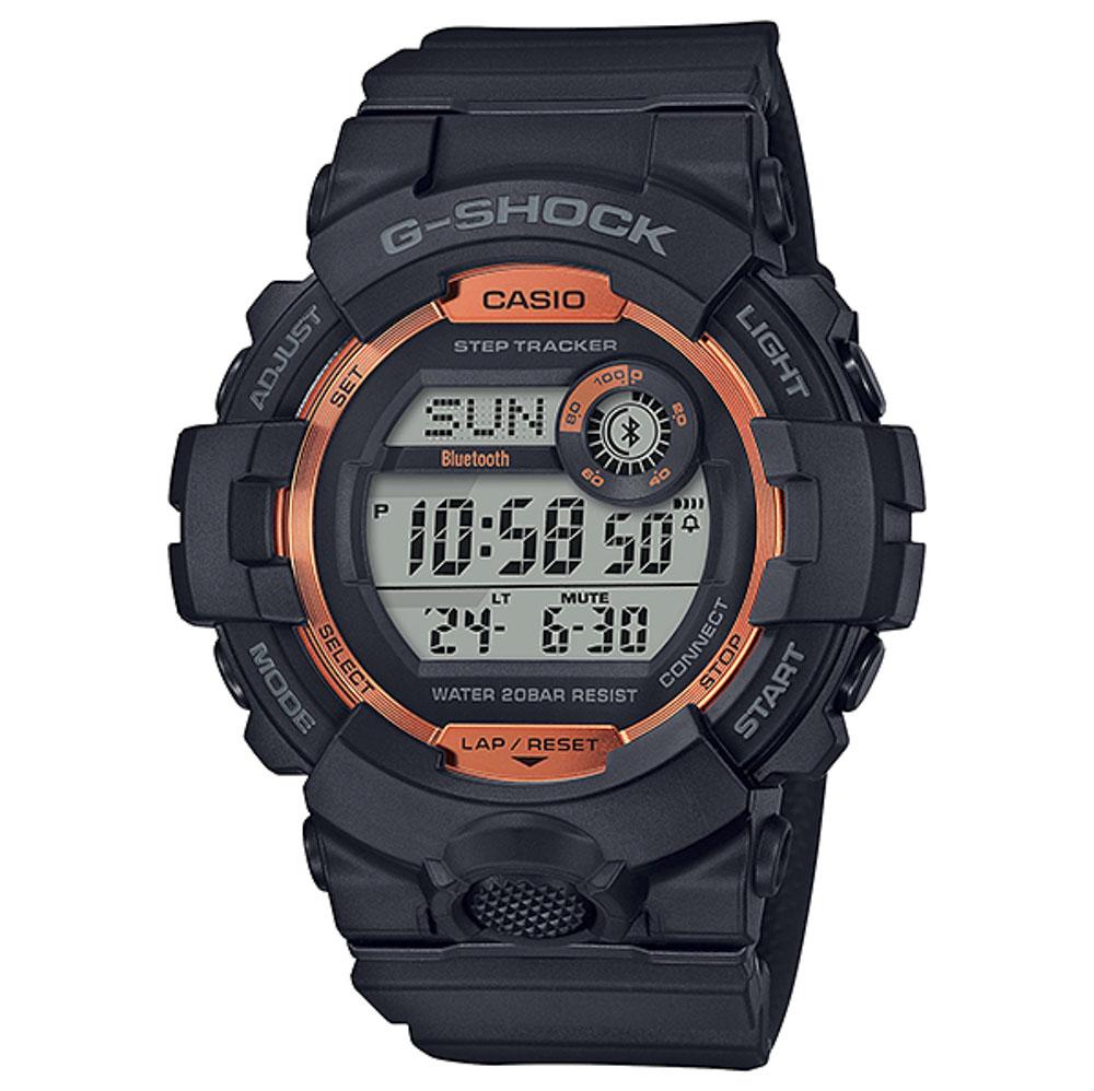 ジーショック G-SHOCK 腕時計 G-SQUAD FIRE PACKAGE '20 Mウォッチ GBD-800SF-1JR  ギフトラッピング無料 ラッキーシール対応