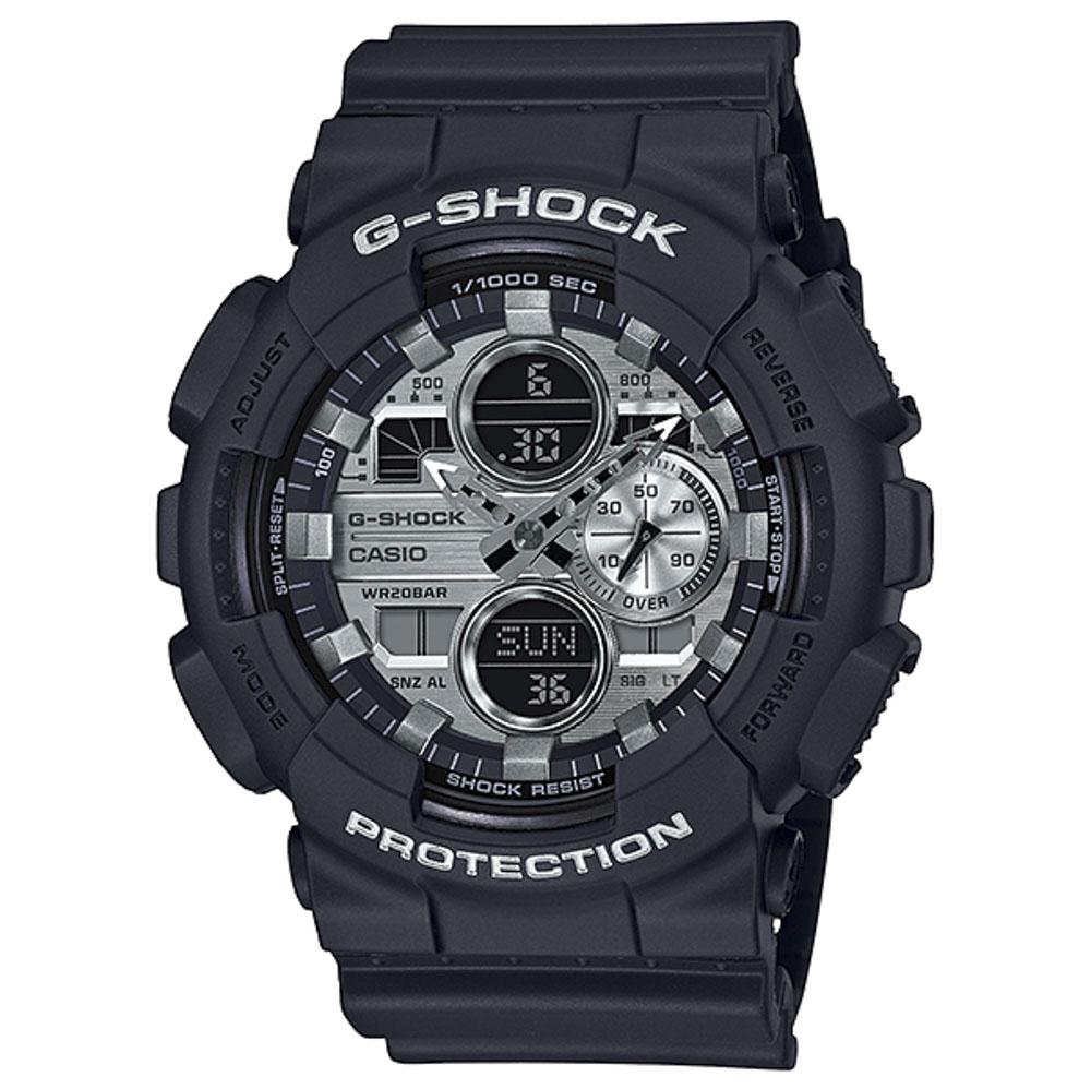 【5月8日-11日★5%OFFクーポン配布中】ジーショック G-SHOCK 腕時計 Garish Color Series アナデジMウォッチ GA-140GM-1A1JF  ギフトラッピング無料 ラッキーシール対応