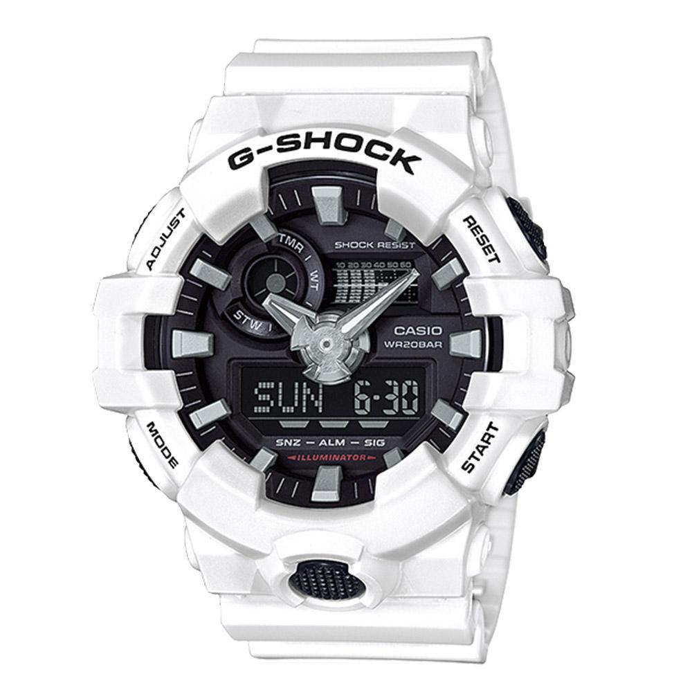 ジーショック G-SHOCK 腕時計 700シリーズ アナデジMウォッチ GA-700-7AJF  ギフトラッピング無料 ラッキーシール対応