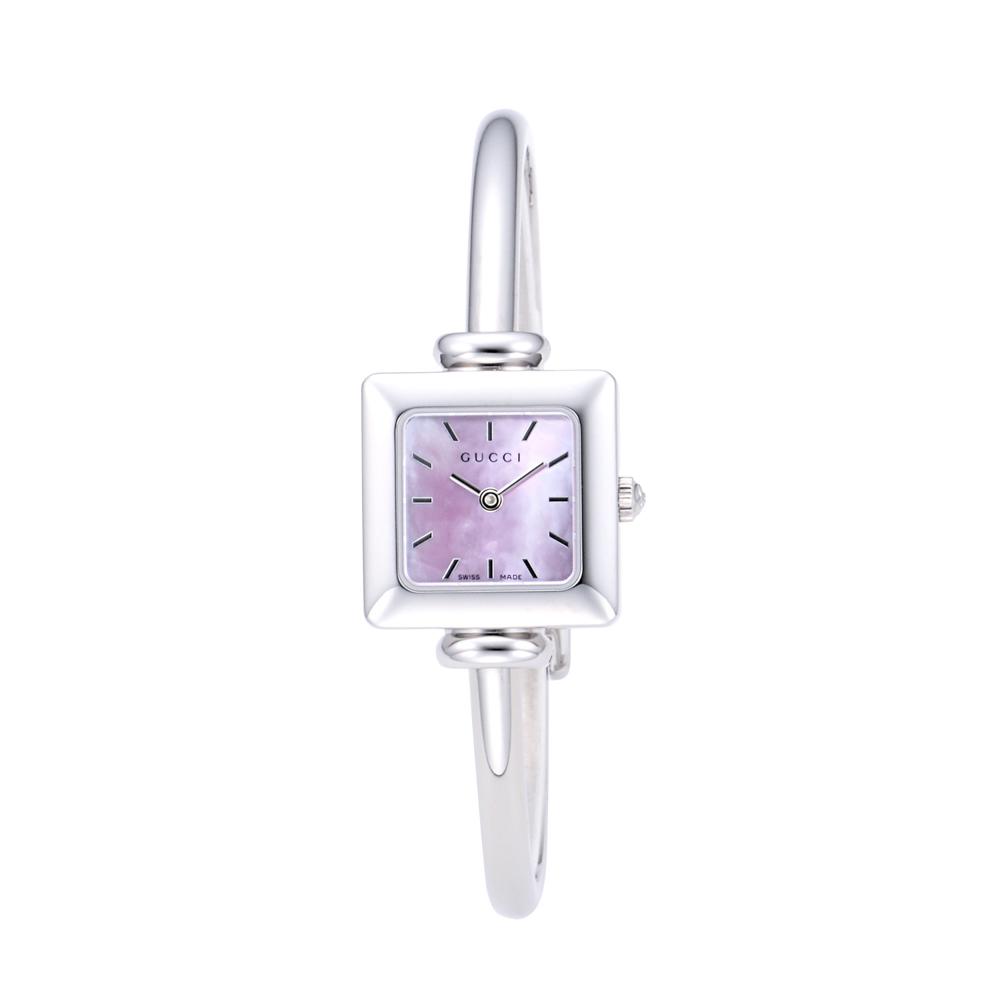 グッチ GUCCI 腕時計 1900スクエアステンレスバングルL YA019519  ギフトラッピング無料 ラッキーシール対応