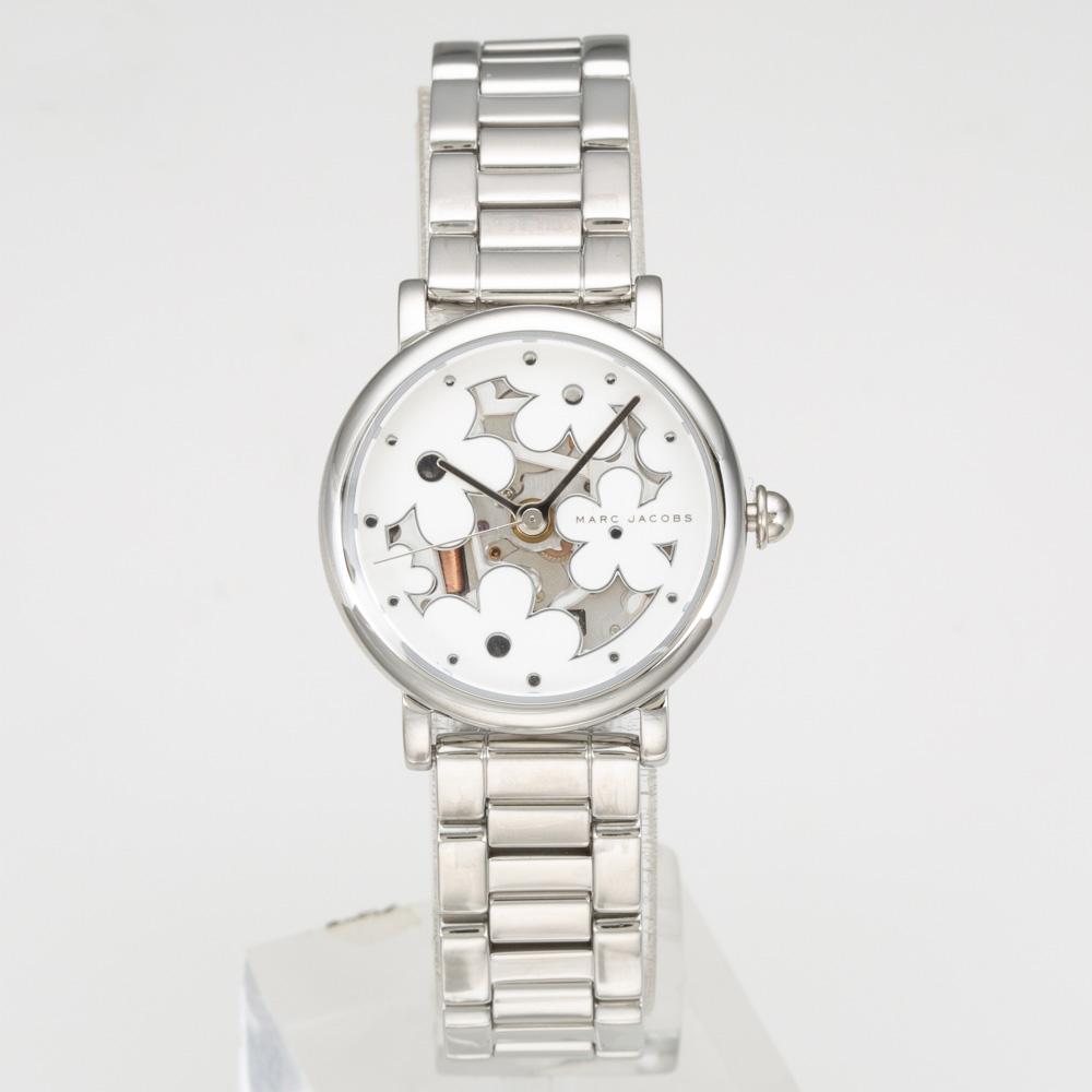 【7月19日-26日限定★エントリーでポイント5倍】マークジェイコブス MARC JACOBS 腕時計 CLASSIC 28mm ステンレスLウォッチ MJ3597  ギフトラッピング無料