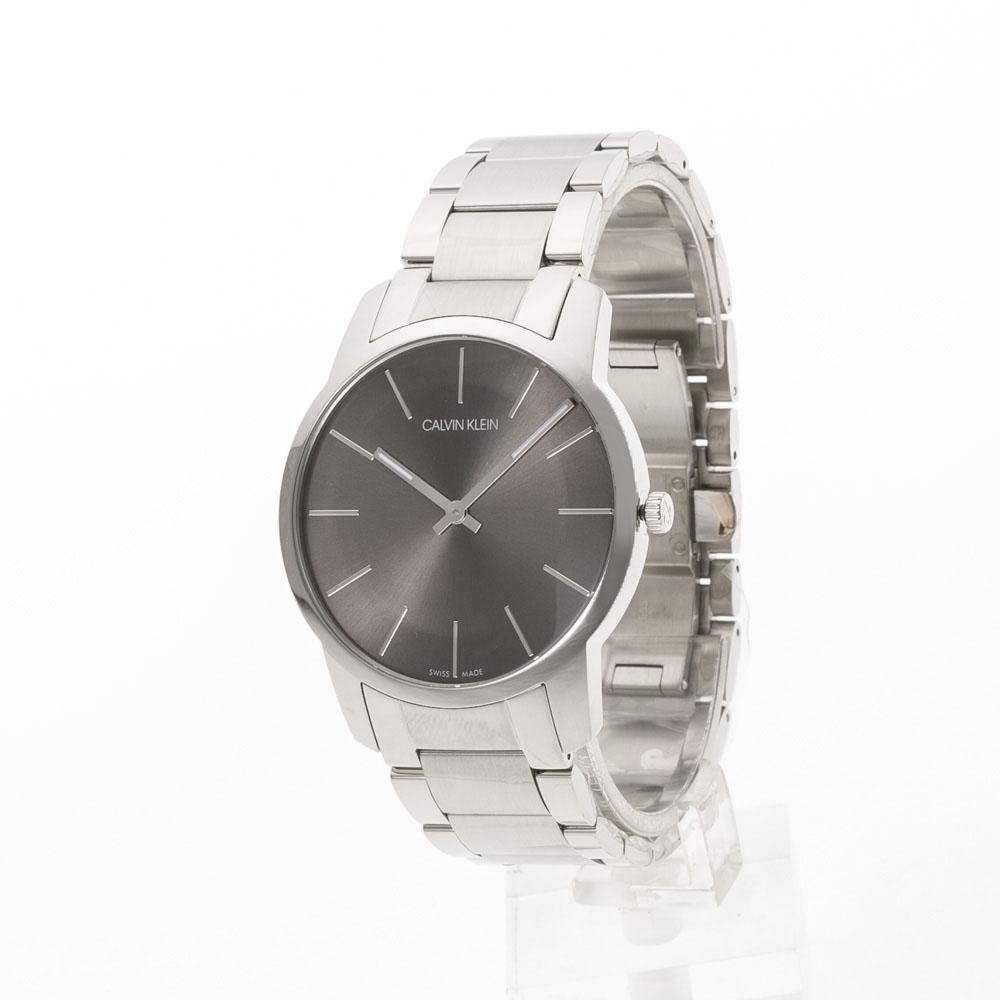 カルバンクライン Calvin Klein 腕時計 CITYラウンドステンレスベルトMウォッチ K2G21161  ギフトラッピング無料 ラッキーシール対応