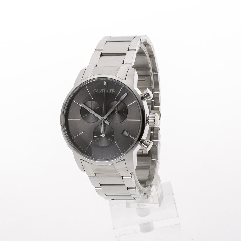 カルバンクライン Calvin Klein 腕時計 CITYらウンドクロノステンレスMウォッチ K2G27143  ギフトラッピング無料 ラッキーシール対応