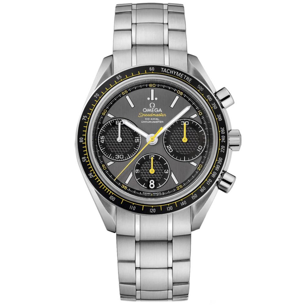 オメガ OMEGA 腕時計 スピードマスターレーシングMウォッチAT 326.30.40.50.06.001  ギフトラッピング無料 ラッキーシール対応