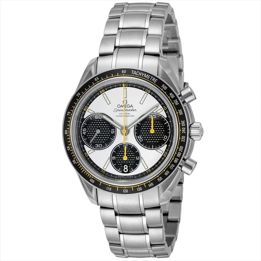 オメガ OMEGA 腕時計 スピードマスターレーシングMウォッチAT 32630405004001  ギフトラッピング無料 ラッキーシール対応