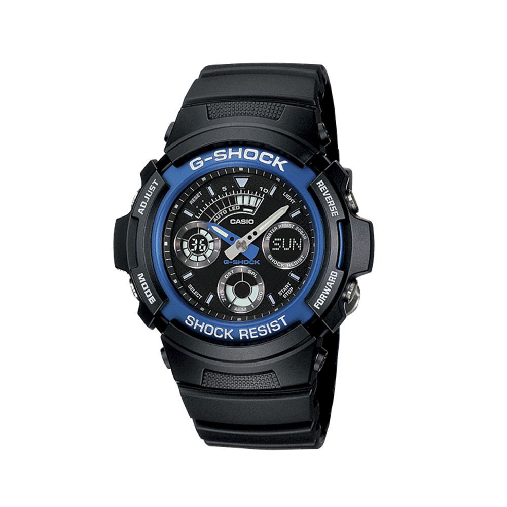 ジーショック G-SHOCK 腕時計 デジタル アナログMウォッチ AW-591-2AJF  ギフトラッピング無料 ラッキーシール対応