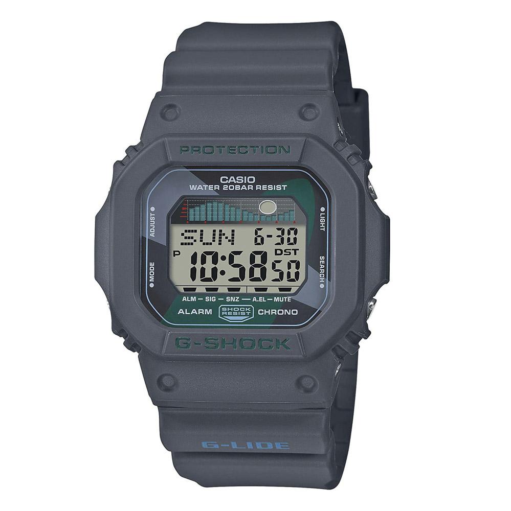 ジーショックカシオ G-SHOCK CASIO 腕時計 G-LIDE タイドグラフMウォッチ GLX-5600VH-1JF QZ ブラック/コンビ 0 ギフトラッピング無料 ラッキーシール対応