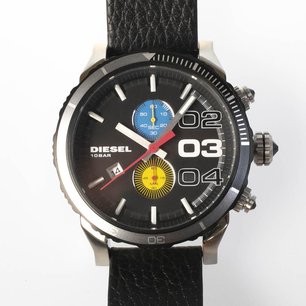 ディーゼル DIESEL 腕時計 DOUBLE DOWN クロノMウォッチ DZ4331  ギフトラッピング無料 ラッキーシール対応
