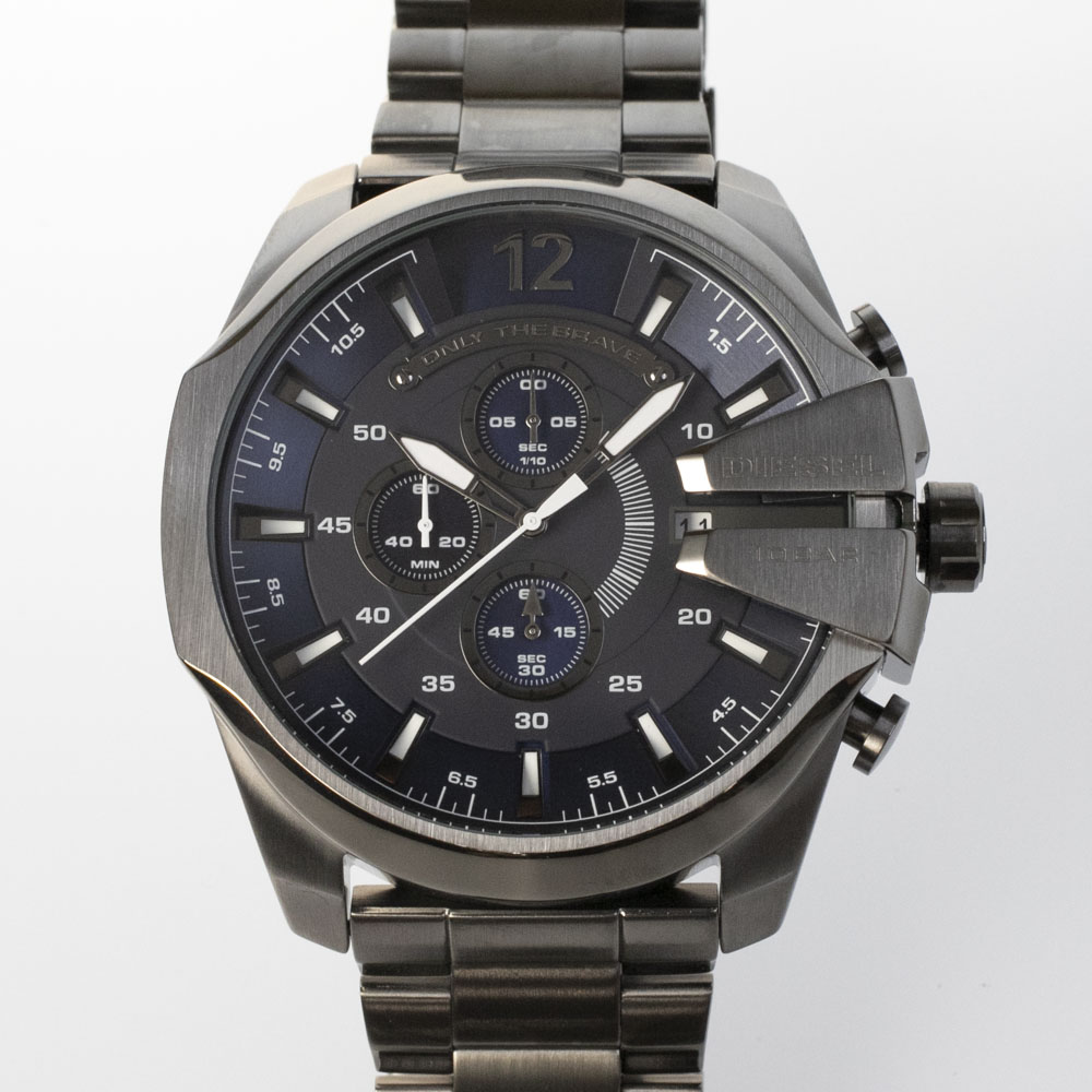 ディーゼル DIESEL 腕時計 DIE・14SメガチーフクロノステンMウォッチ DZ4329  ギフトラッピング無料 ラッキーシール対応