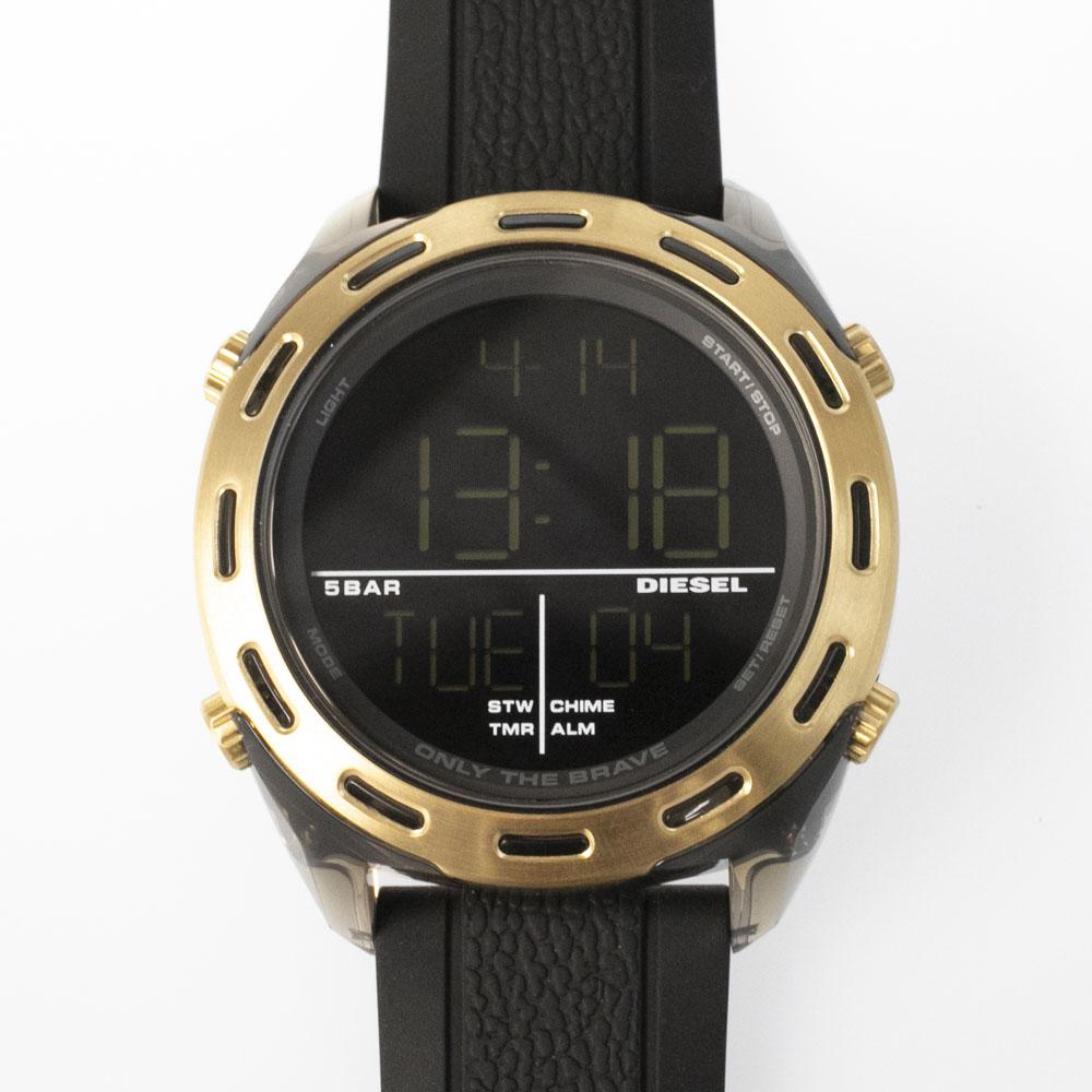ディーゼル DIESEL 腕時計 DIE・19A CRUSHER Mウォッチ DZ1901  ギフトラッピング無料 ラッキーシール対応