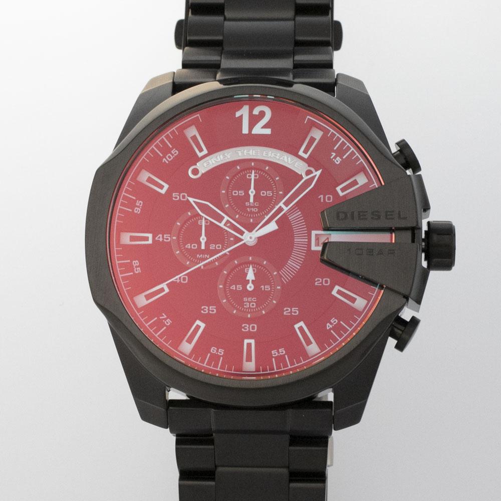 ディーゼル DIESEL 腕時計 メガチーフクロノステンベルトMウォッチ DZ4318  ギフトラッピング無料