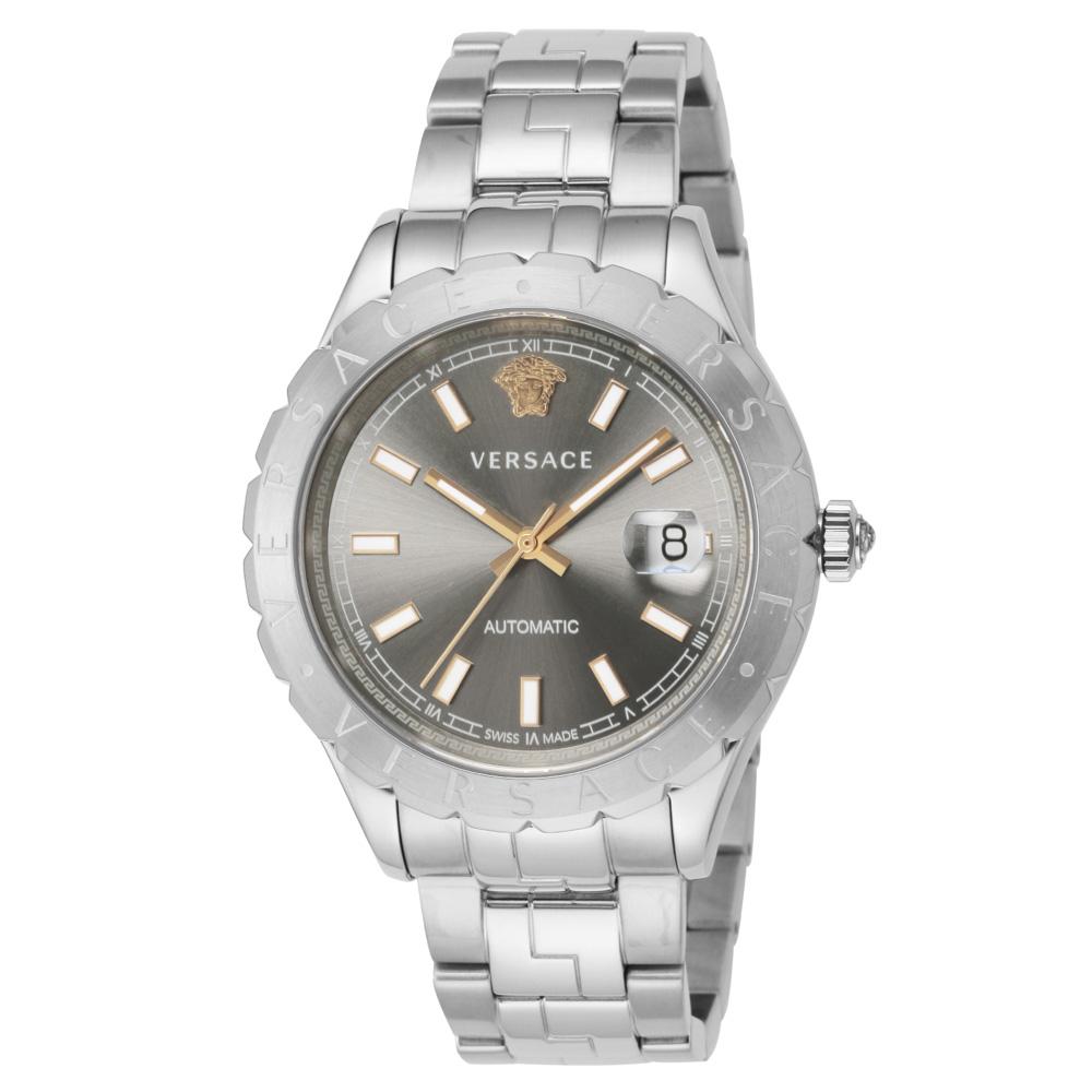 【7月19日-26日限定★エントリーでポイント5倍】ヴェルサーチ VERSACE 腕時計 HELLENYIUM ステンレスベルトMウォッチ VEZI00119  ギフトラッピング無料