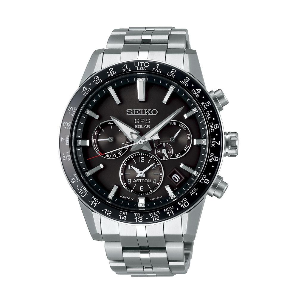 【8月25日限定★ポイント5倍】アストロン ASTRON 腕時計 GPSソーラーデュアルタイムチタンM SBXC003  ギフトラッピング無料