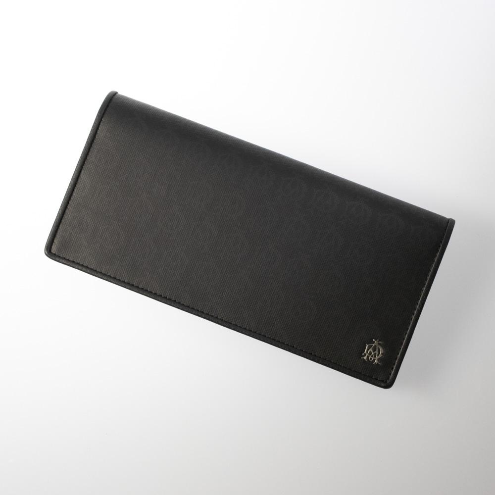 ダンヒル DUNHILL 長財布 ウインザーBK長F付L2K7 L2PA10A(L2K710A)  ギフトラッピング無料