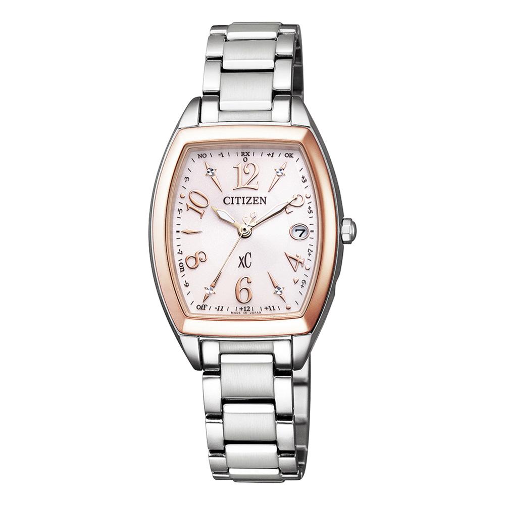 7月4日 11日限定エントリーでポイント5倍 クロスシー XC 腕時計 Happy Frightエコ電波Lウォッチ ES9395FJluK13Tc