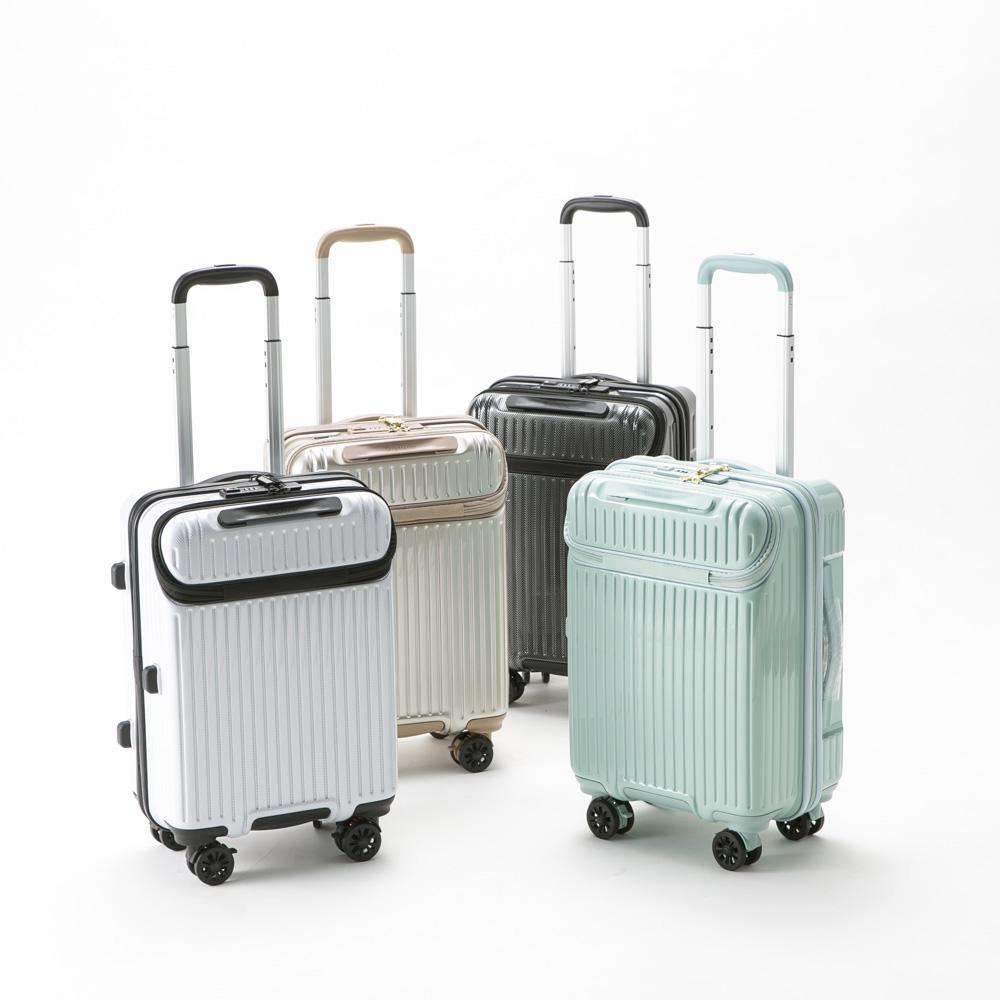 ナノ nano スーツケース・キャリーバッグ FIT2208-48  ギフトラッピング無料