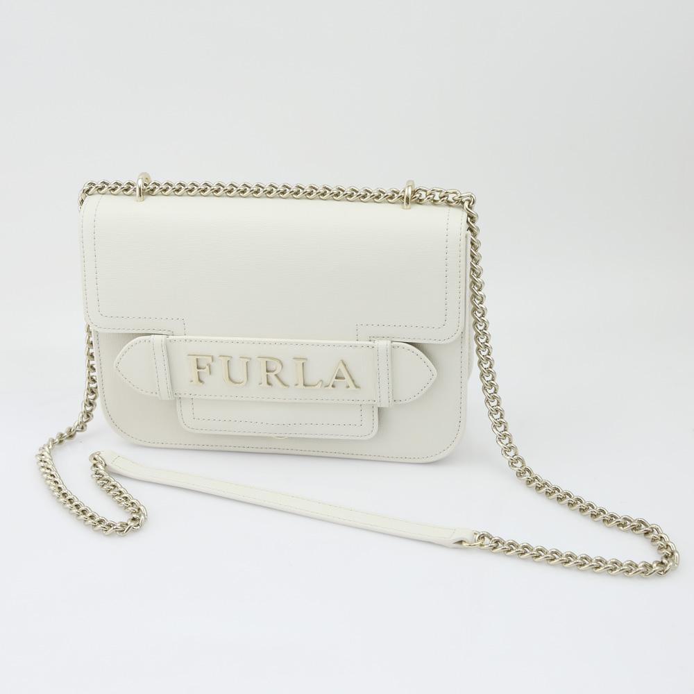 FURLA フルラ ショルダーバッグ CAROL S CROSSBODY BTD6-987308/PETALO ホワイト  ギフトラッピング無料