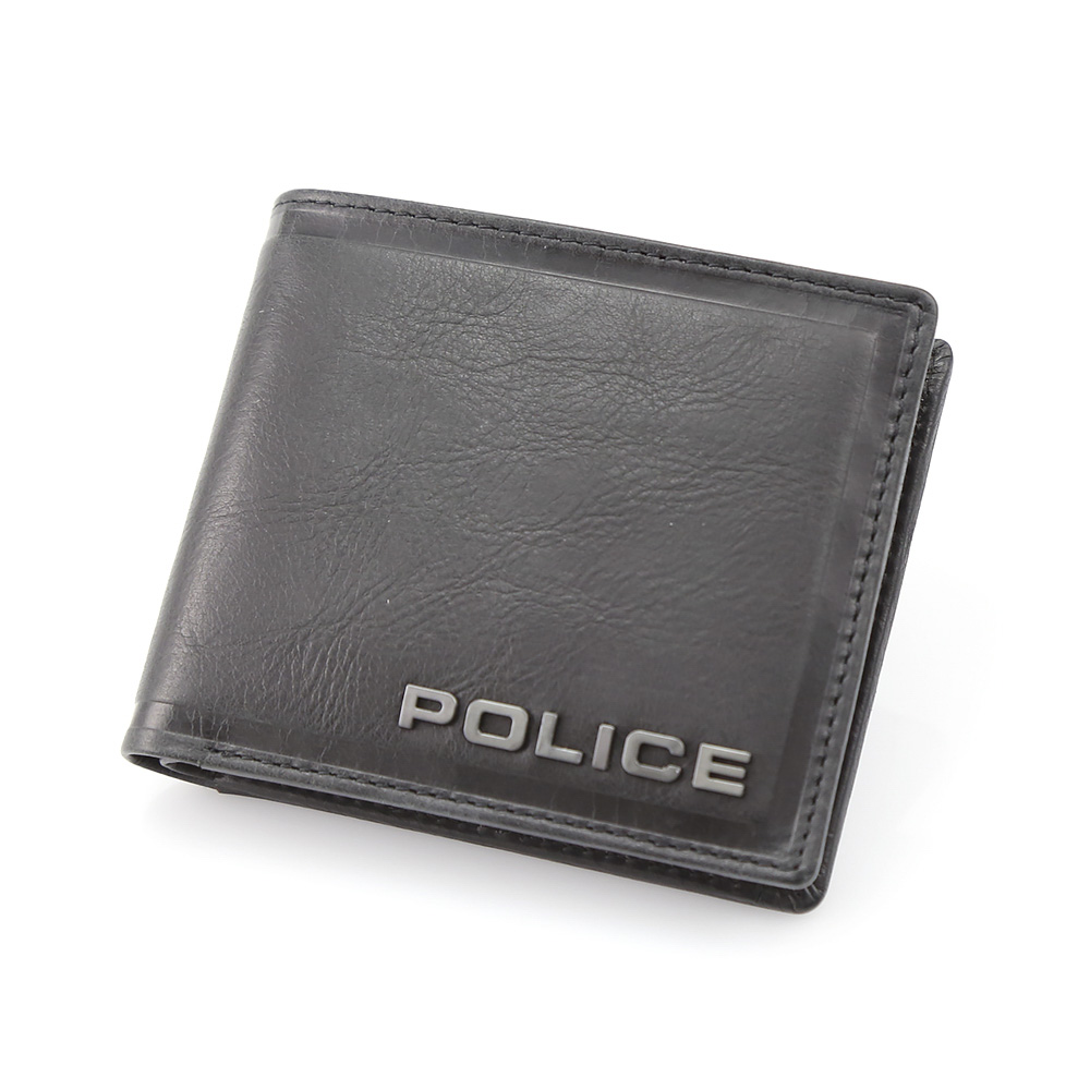 POLICE ポリス エッジ POL58000-10/O/34 ブラック  ギフトラッピング無料
