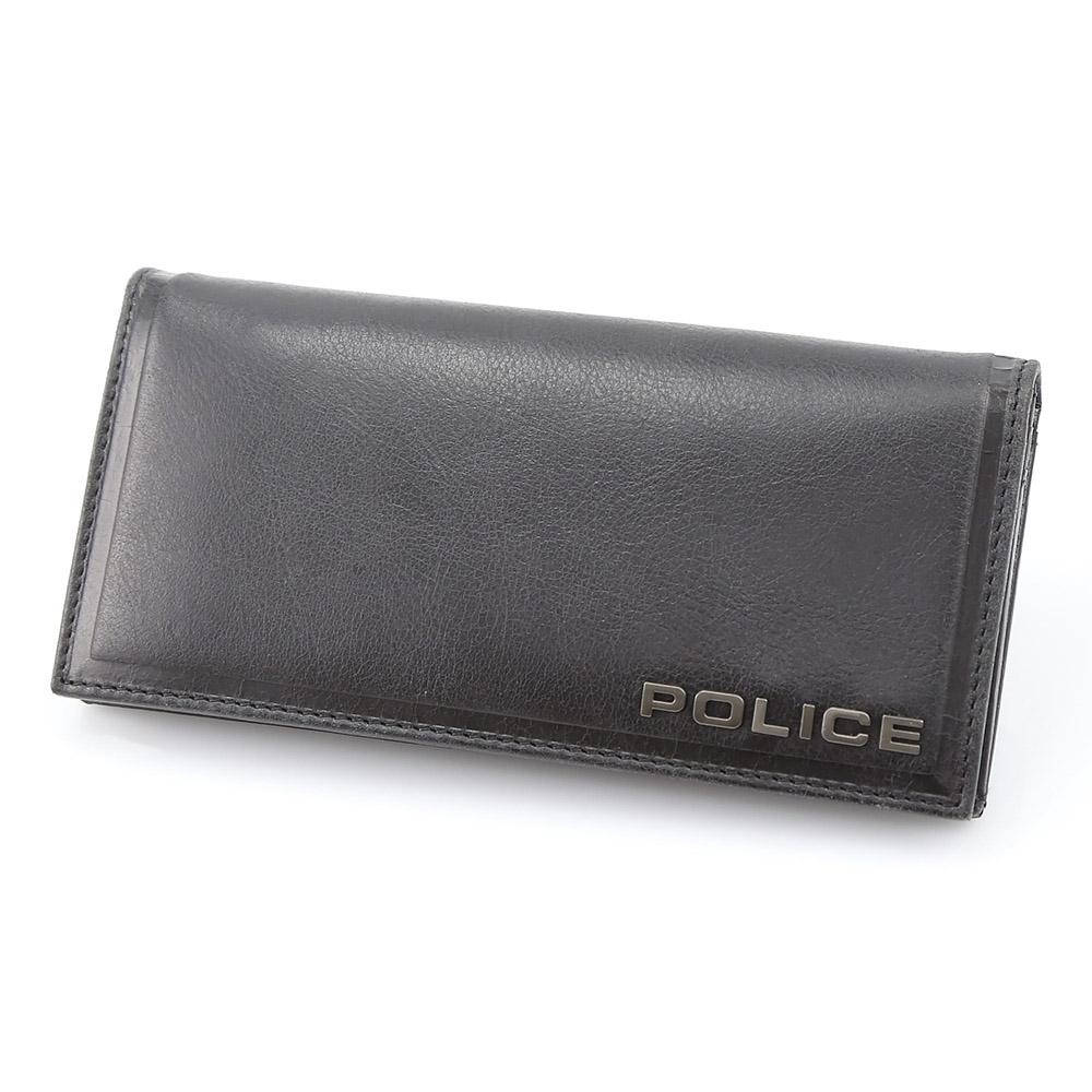 【3月21日-28日★エントリーでポイント10倍】POLICE ポリス エッジ POL58001-10/N/34 ブラック  ギフトラッピング無料 ラッキーシール対応